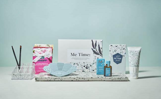 ★ 今月の『My Little Box』のテーマは「me time(私時間)」