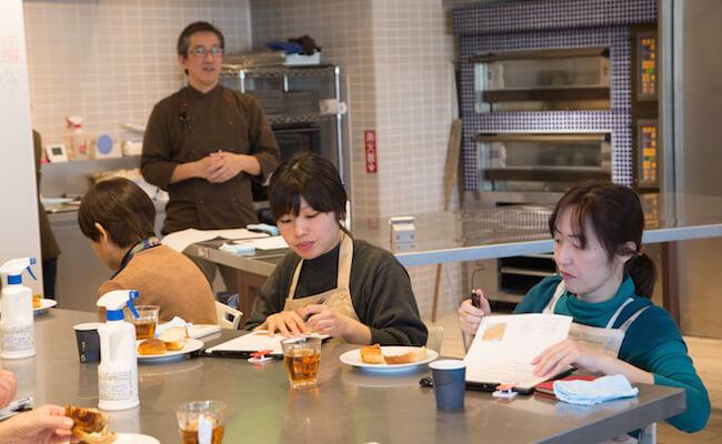 堀田誠先生の教室の様子