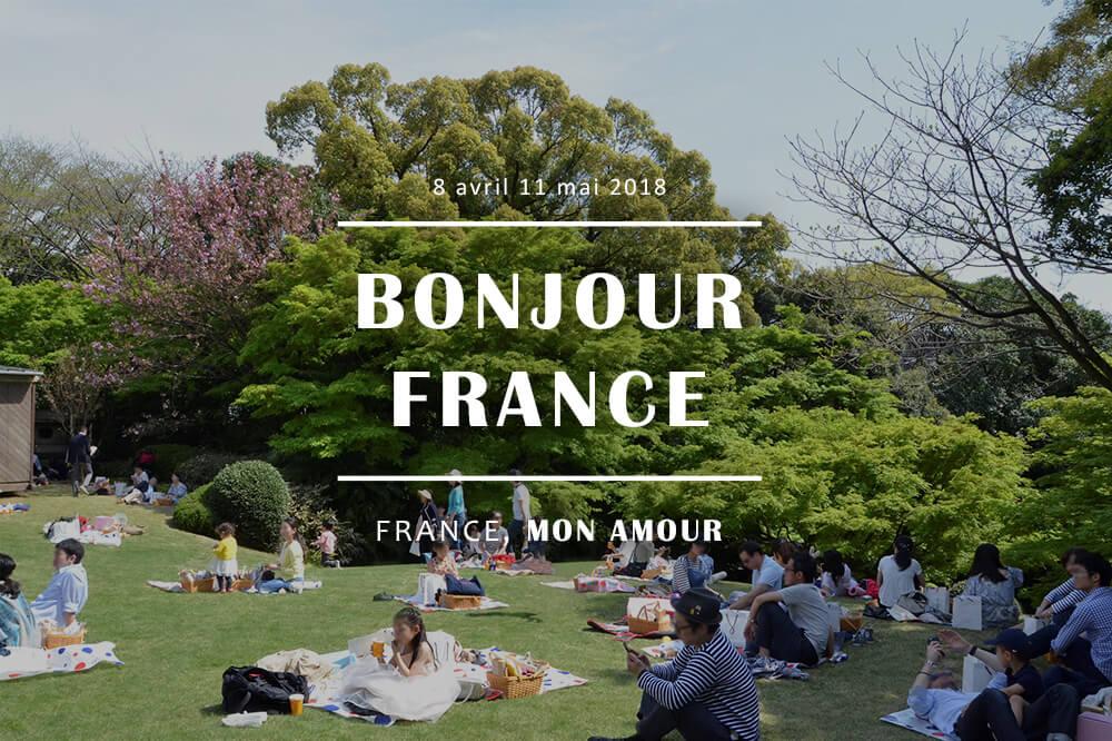 食にアートにカルチャー!ボンジュール フランスで楽しむフランス