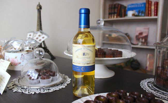 カヌレと相性の良い貴腐ワイン