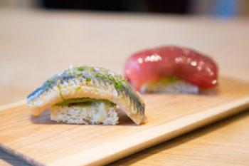 想像を超えたおいしい裏切り。『ヨル15℃』のパンの寿司