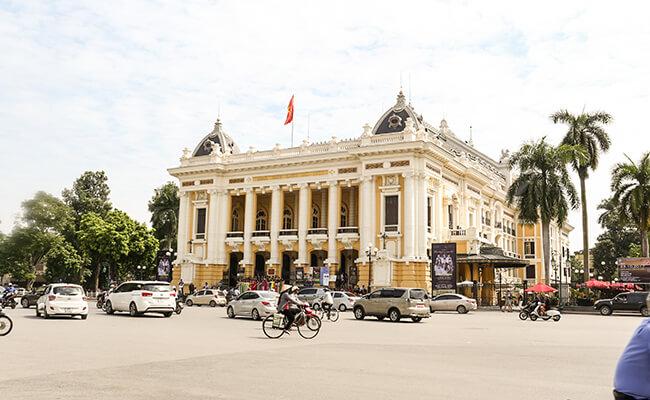 東洋のパリ!?フランス気分を味わうベトナム旅行