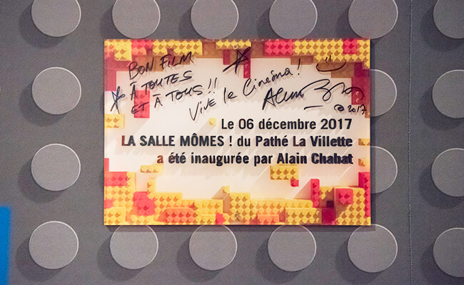 SALLE MÔMES!子どもと行きたくなる映画館がパリに誕生