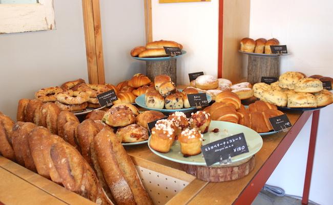 BEAVER BREAD(ビーバーブレッド)のパン
