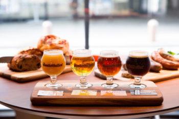 日本初!シャルキュトリー×パンを楽しむビアレストラン『Bakery & Beer Butchers』