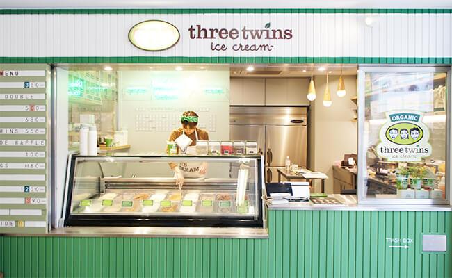 全米人気No.1のアイスクリームブランド『Three Twins Ice Cream(スリーツインズアイスクリーム)』