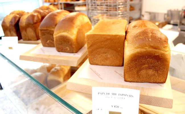 吉祥寺『リベルテ』の食パン