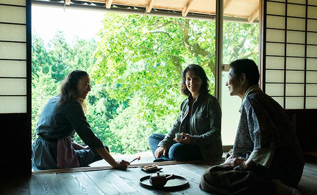 『Vision』(河瀬直美監督作品)出演 女優・美波さんインタビュー