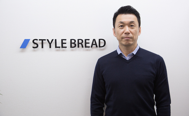 STYLE BREADの代表・田中知さん