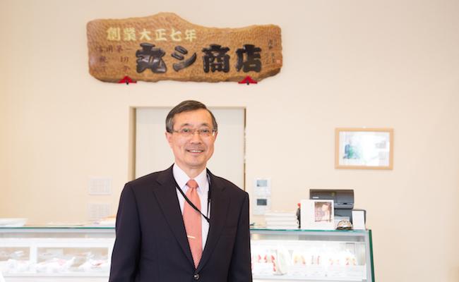 下高井戸『PARLOR SHISHIDO(パーラー シシド)』の3代目社長の宍戸三郎さん