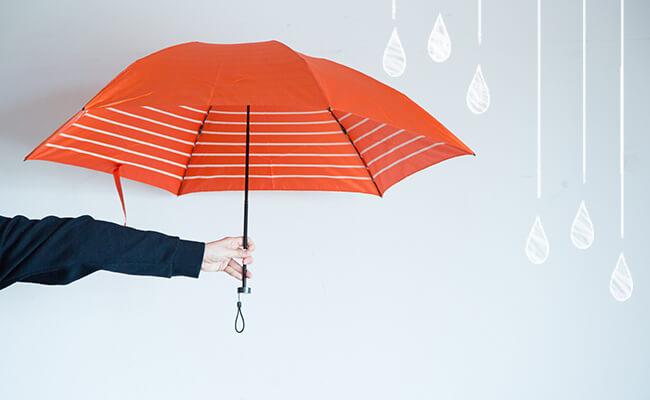 マッキントッシュ フィロソフィーのレイングッズで雨の日をもっと楽しく!