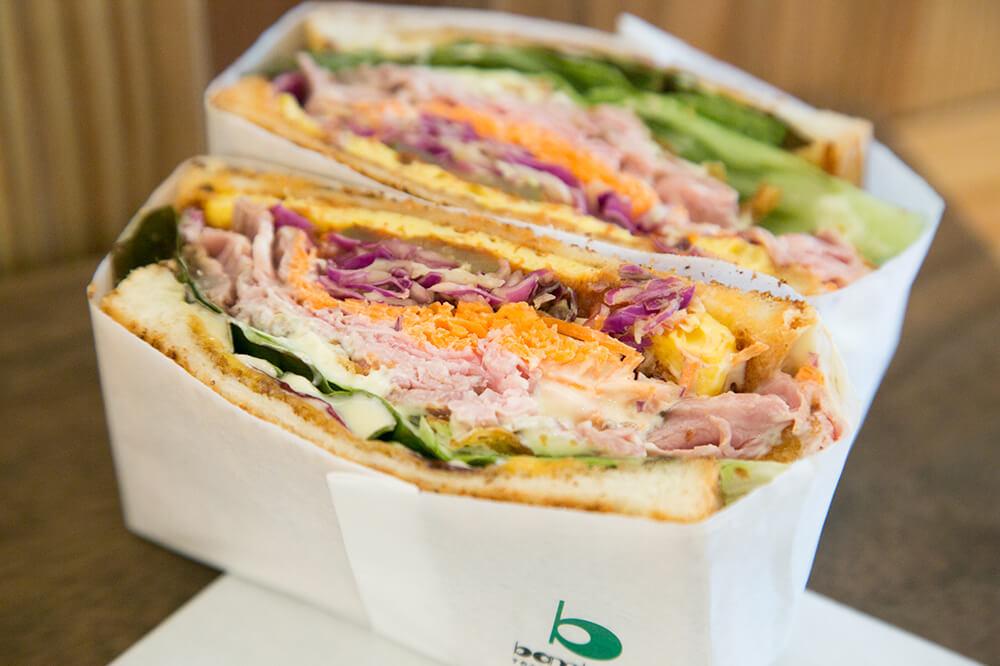 ボリューム満点!食べて絶品!個性派サンドイッチ特集
