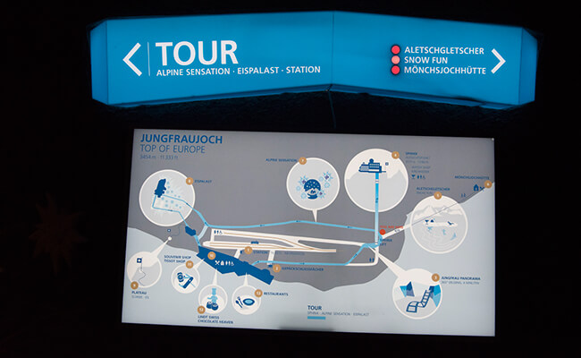 パリからスイスへ小旅行!ユングフラウヨッホ駅を目指す