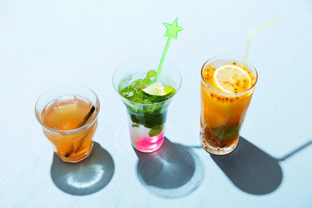 シュワッと爽快!夏に飲みたいオリジナルソーダレシピ
