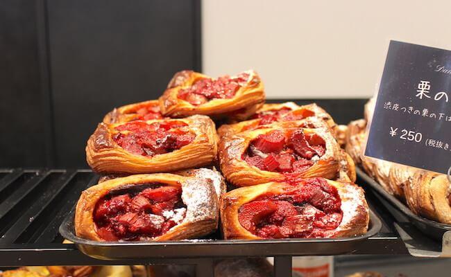 ル・プチメック日比谷のパン