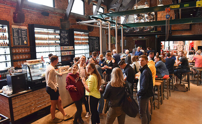 ヨーロッパ第二の港町アントワープで、美食の旅『デ・コーニンクビール醸造所』