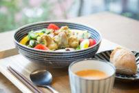 国分寺の野菜を堪能!『SWITCH KOKUBUNJI』のサラダボウルランチ