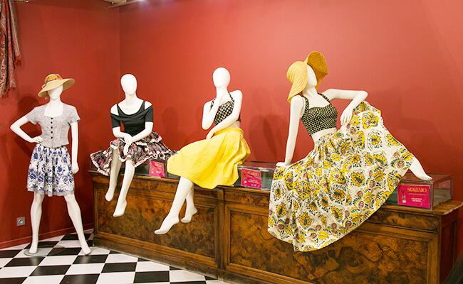 テキスタイル好き必見!南仏・プロヴァンスの『ソレイアード美術館』