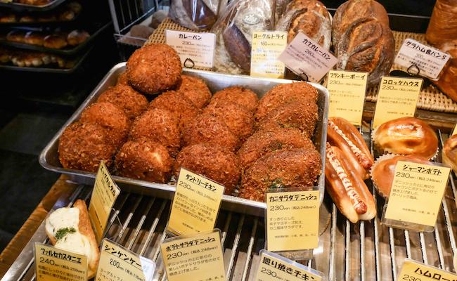 松戸のパン屋『Zopf(ツオップ)』のパン