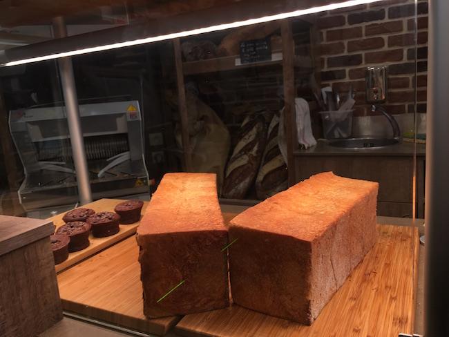 ブーランジェリー『boulangerie du Nil』