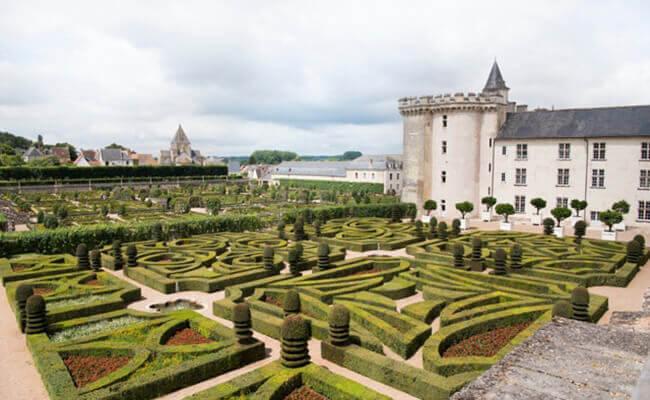 歴史ある古城を巡るロワールの旅