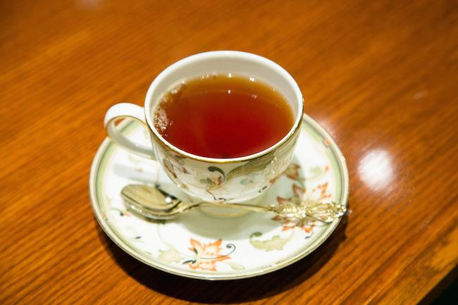 『Cafe AALIYA(カフェ アリヤ)』の特選ストレートティー