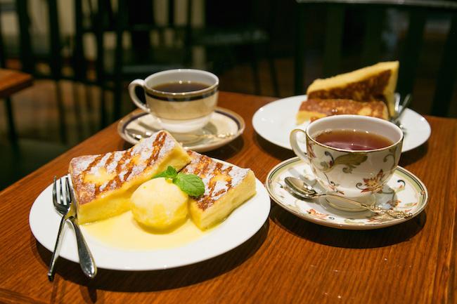 『Cafe AALIYA(カフェ アリヤ)』のフレンチトースト