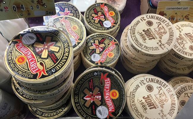 ノルマンディーのチーズ街道には個性豊かなチーズとバターがいっぱい!