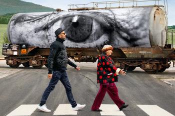 【試写会プレゼント】アニエス・ヴェルダとJRのフランス旅!映画『顔たち、ところどころ』