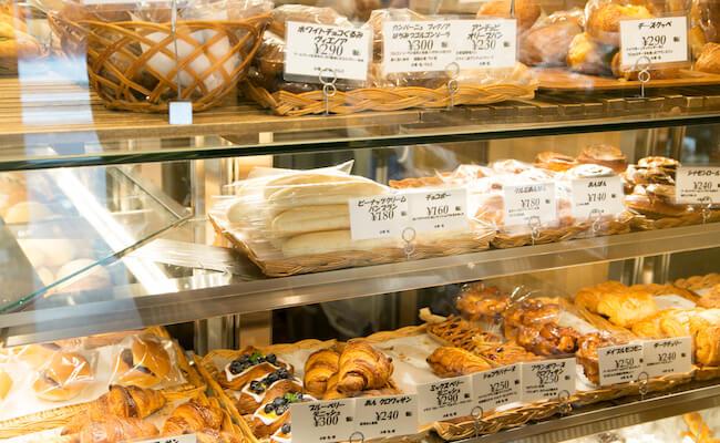 麻布十番『pointage(ポワンタージュ)』のパン