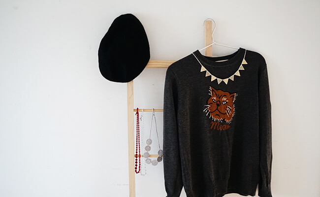 群馬県の老舗刺繍メーカーが作る美しいアクセサリー『000(トリプル・オゥ)』
