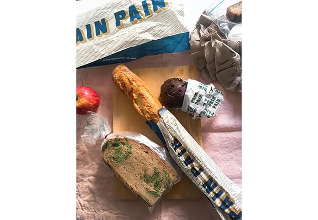 パッケージもかわいい『Pain Pain(パンパン)』のパン