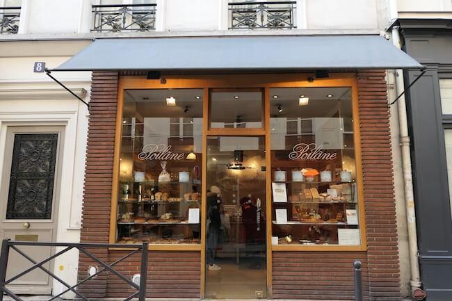 パリで老舗のパン屋さん『Poilâne(ポワラーヌ)』