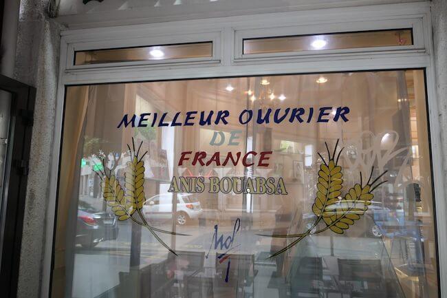 M.O.Fのパン屋『Au Duc De La Chapelle(オ デュック ドゥ ラ シャペル)』