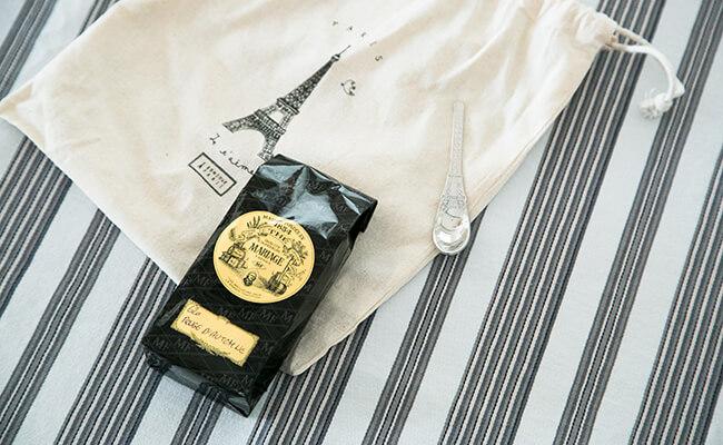 老舗紅茶ブランド「マリアージュ・フレール」