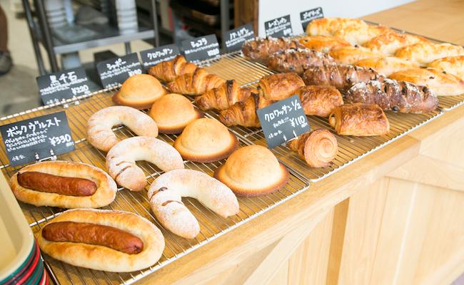 大森のパン屋BAKEMAN(ベイクマン)のパン