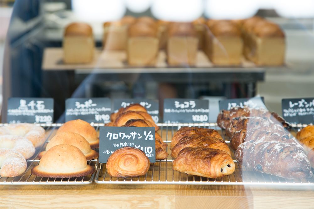 焼きたてを食べたい!大森ジャーマン通りの小さなパン屋『BAKEMAN』