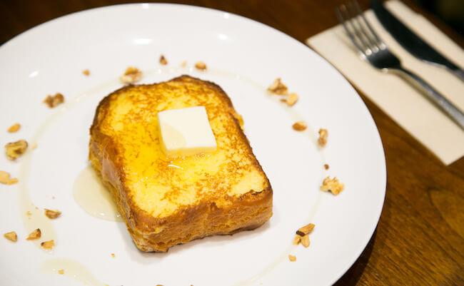 『chai break(チャイブレイク)』のフレンチトースト