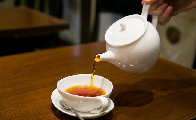 国産紅茶「べにふうき」