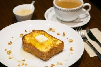 チャイの概念がくつがえる!『chai break』 のチャイとフレンチトースト