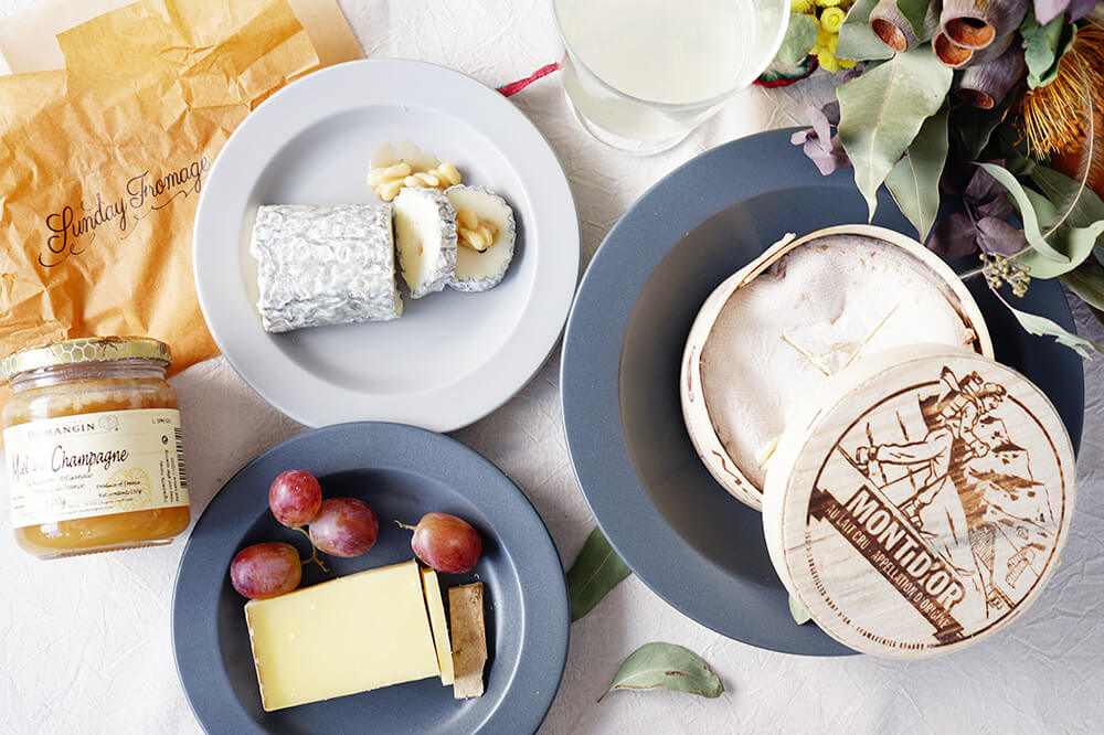 おしゃれでおいしくて楽しいチーズギフト!『サンデーフロマージュ』