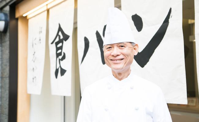 食パン専門店『銀座に志かわ』の山本シェフ