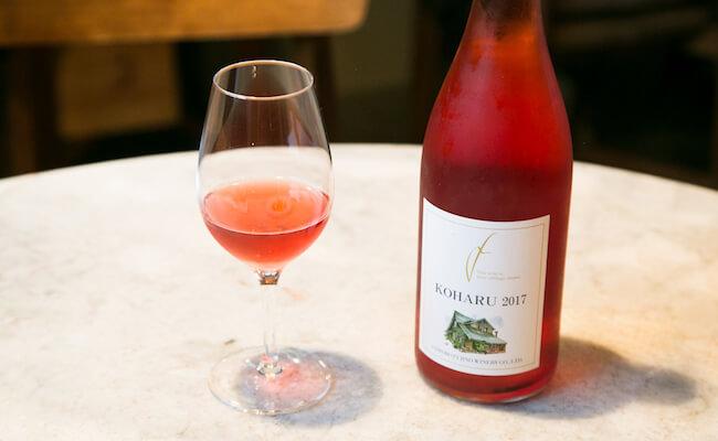 『kiki harajuku(キキ ハラジュク)』で扱う国産ワイン