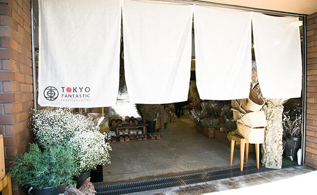 色とりどりのドライフラワーがずらり!『TOKYO FANTASTIC OMOTESANDO』