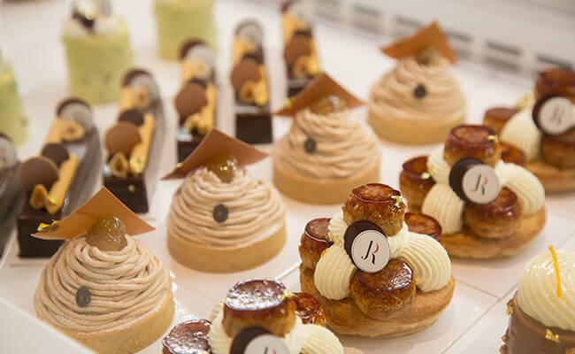 獺祭を使ったスイーツやフランス料理が楽しめる!『ダッサイ・ジョエル・ロブション』