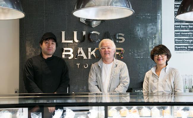 『LUCAs BAKER TOKYO(ルーカスベイカートーキョー)』の作田さん