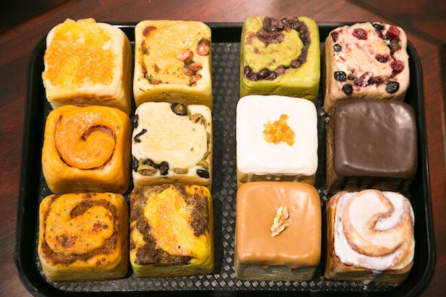 『LUCAs BAKER TOKYO(ルーカスベイカートーキョー)』のパン