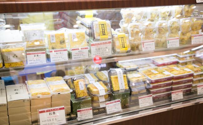 玉子焼専門店『つきぢ松露』