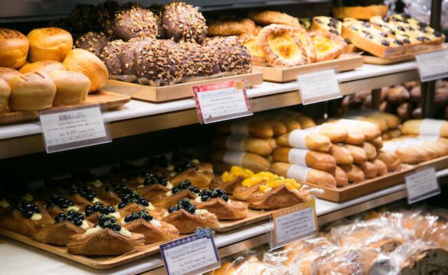 『ブランジェ浅野屋』のパン