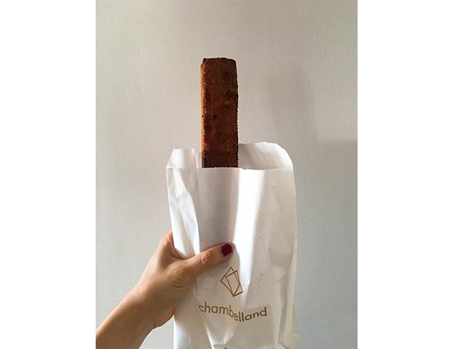 パリのパン屋『chambelland(シャンベラン)』のスティックブレッド